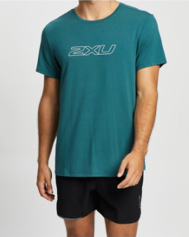 2XU - Contender Short Sleeve Tee - Mens
