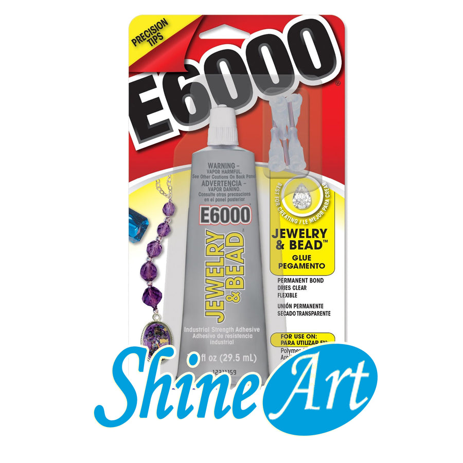 1 fl.oz E6000 Glue