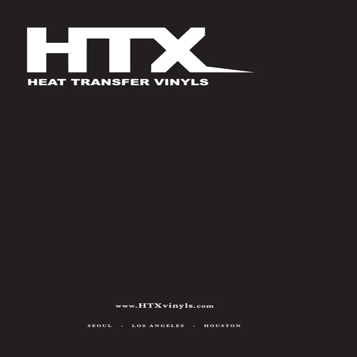 HTX Heat Transfer Vinyl Color Guide