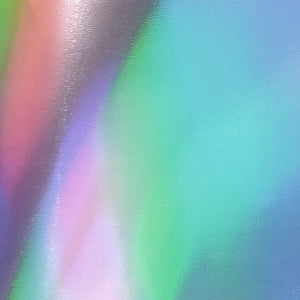 "10"" x 5yds - Solid Foil™ Holographic HTV"