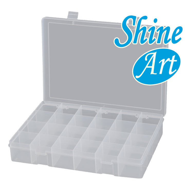 Storage Box - 18 Compartments