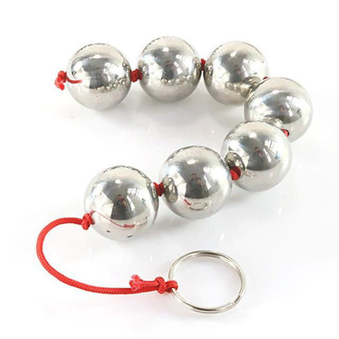 Chapelet Anal Ficelle 7 Boules