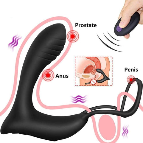 Stimulateur de prostate simple