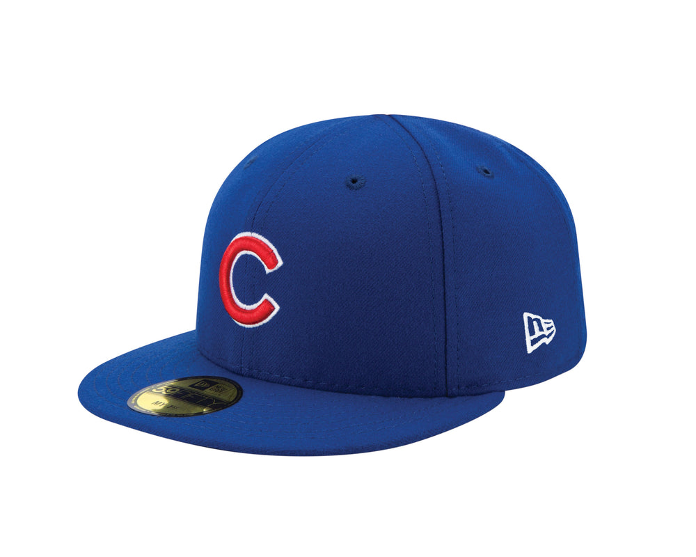 AUTHENTIC YOUTH 59FIFTY CHICAGO CUBS FITTED CAP