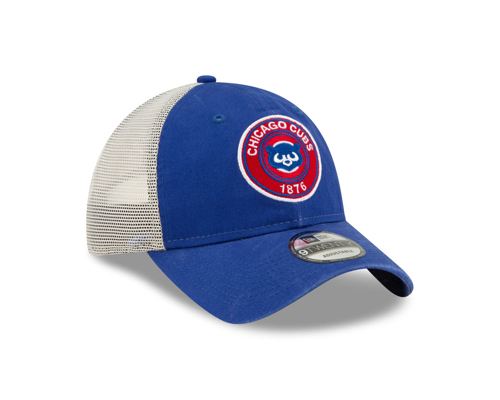 EST. 1876 TODDLER 9TWENTY CHICAGO CUBS TRUCKER CAP - Ivy Shop