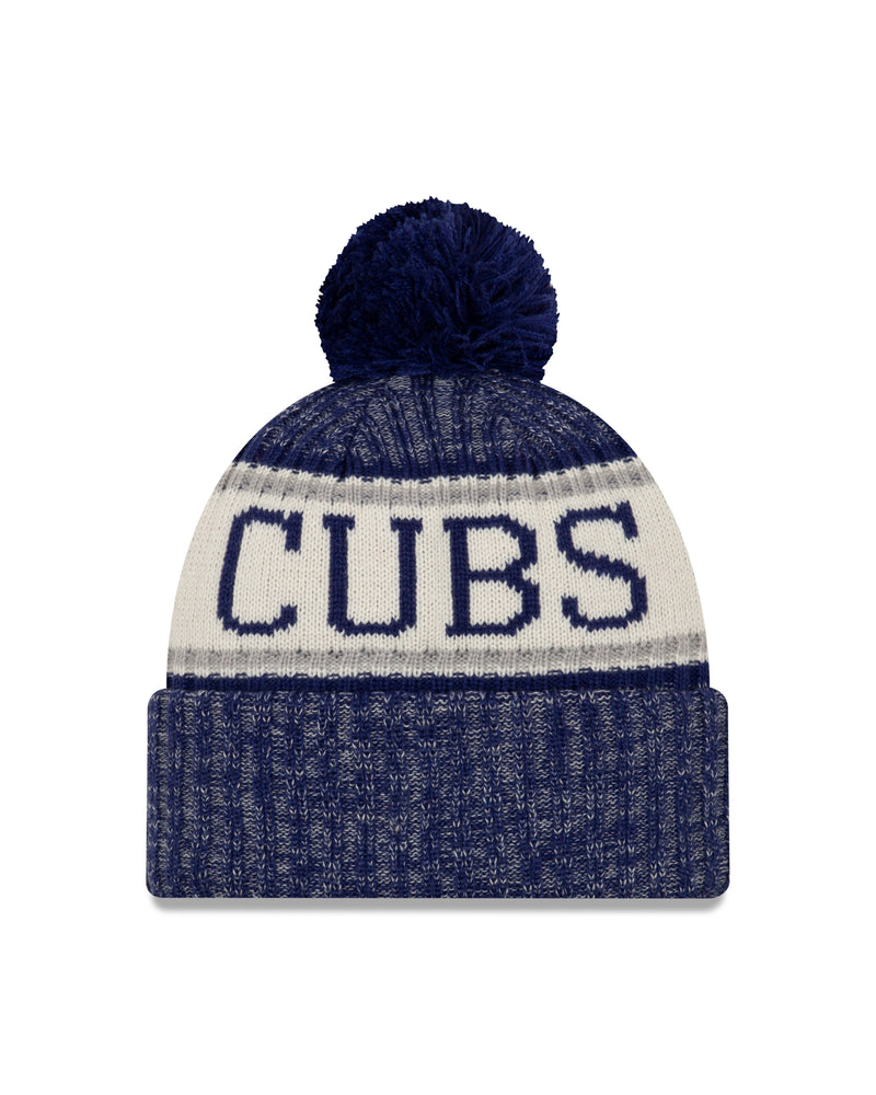HEATHER 1914 SPORT KNIT CHICAGO CUBS BEANIE - Ivy Shop