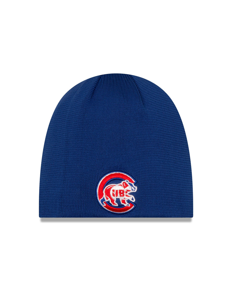 BATTING PRACTICE YOUTH CHICAGO CUBS KNIT HAT