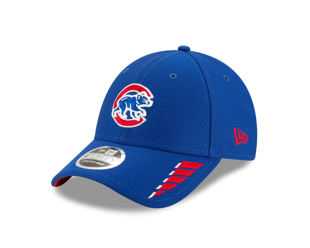 VISOR TRIM YOUTH 9FORTY CHICAGO CUBS ADJUSTABLE CAP