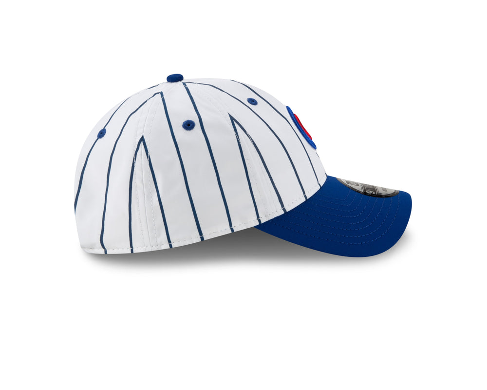 PINSTRIPE YOUTH 9TWENTY CHICAGO CUBS ADJUSTABLE CAP - Ivy Shop