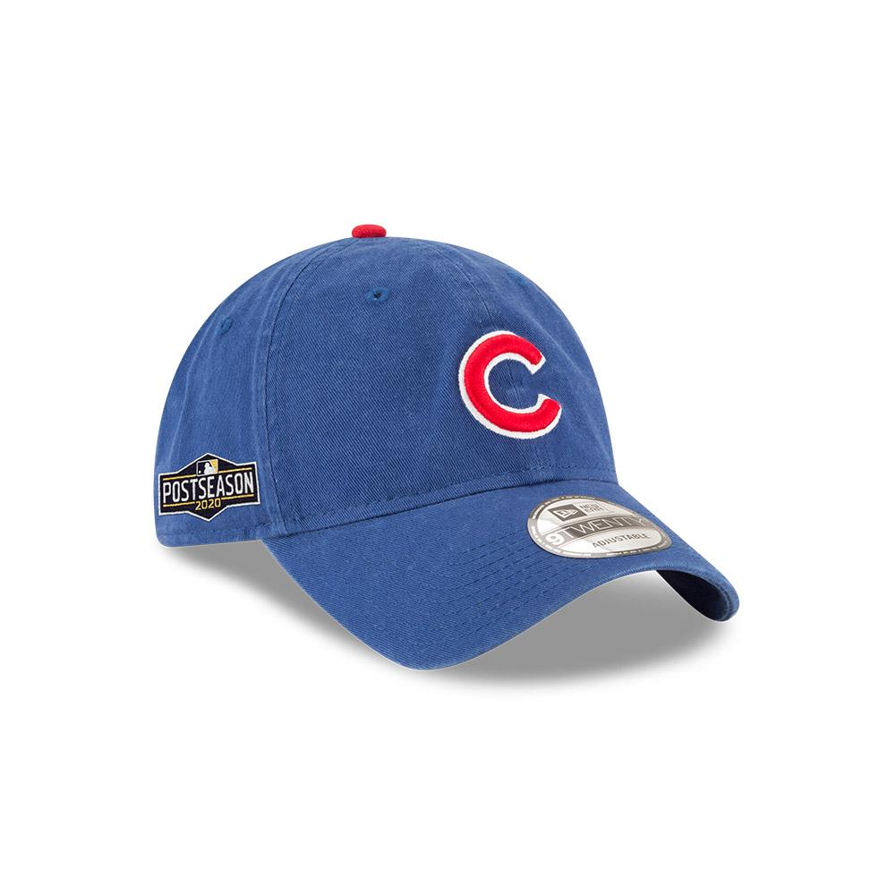 2020 POSTSEASON 9TWENTY CHICAGO CUBS ADJUSTABLE CAP