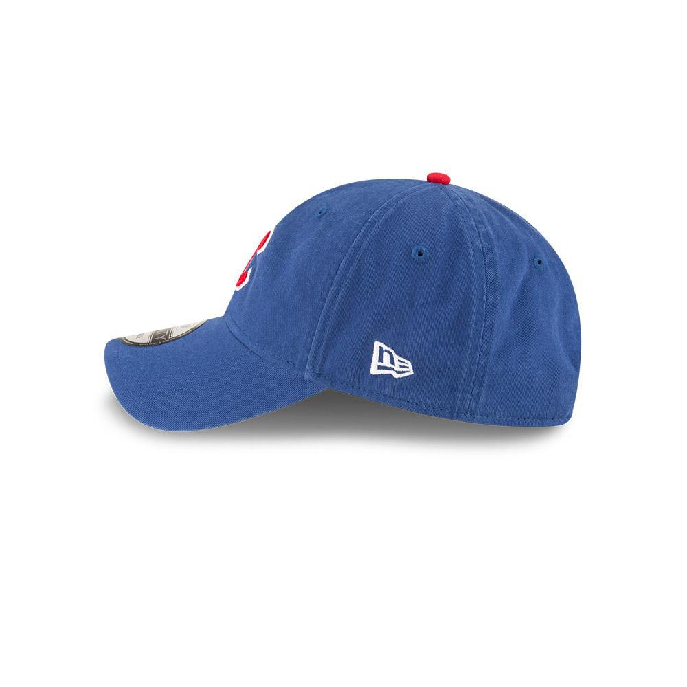 2020 POSTSEASON 9TWENTY CHICAGO CUBS ADJUSTABLE CAP - Ivy Shop