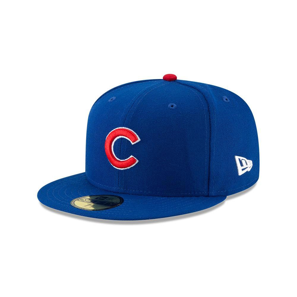 2020 POSTSEASON 59FIFTY CHICAGO CUBS FITTED CAP - Ivy Shop