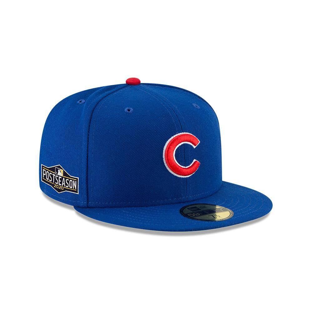 2020 POSTSEASON 59FIFTY CHICAGO CUBS FITTED CAP