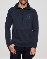 1914 HUDSON CHICAGO CUBS 1/4 ZIP HOODIE - Ivy Shop