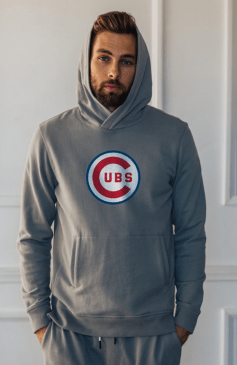 1969 LIMESTONE DUNSTON CHICAGO CUBS HOODIE