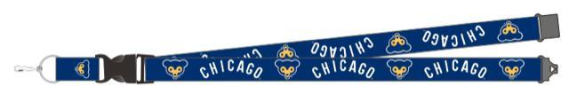 COOPERSTOWN 1969 CHICAGO CUBS LANYARD - Ivy Shop