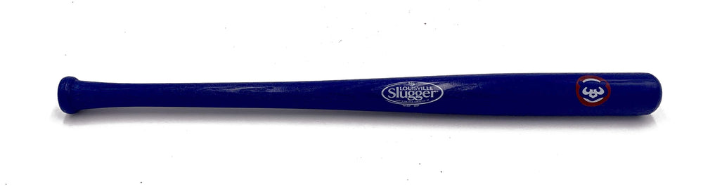 CHICAGO CUBS 1984 BEAR MINI BAT