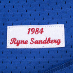 YOUTH MESH RETRO CHICAGO CUBS RYNE SANDBERG JERSEY - Ivy Shop