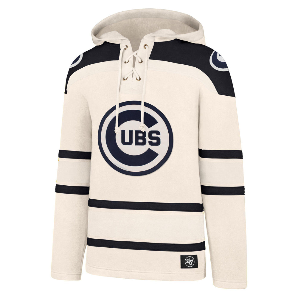 SUPERIOR '47 LACER 1969 CHICAGO CUBS HOODIE - Ivy Shop