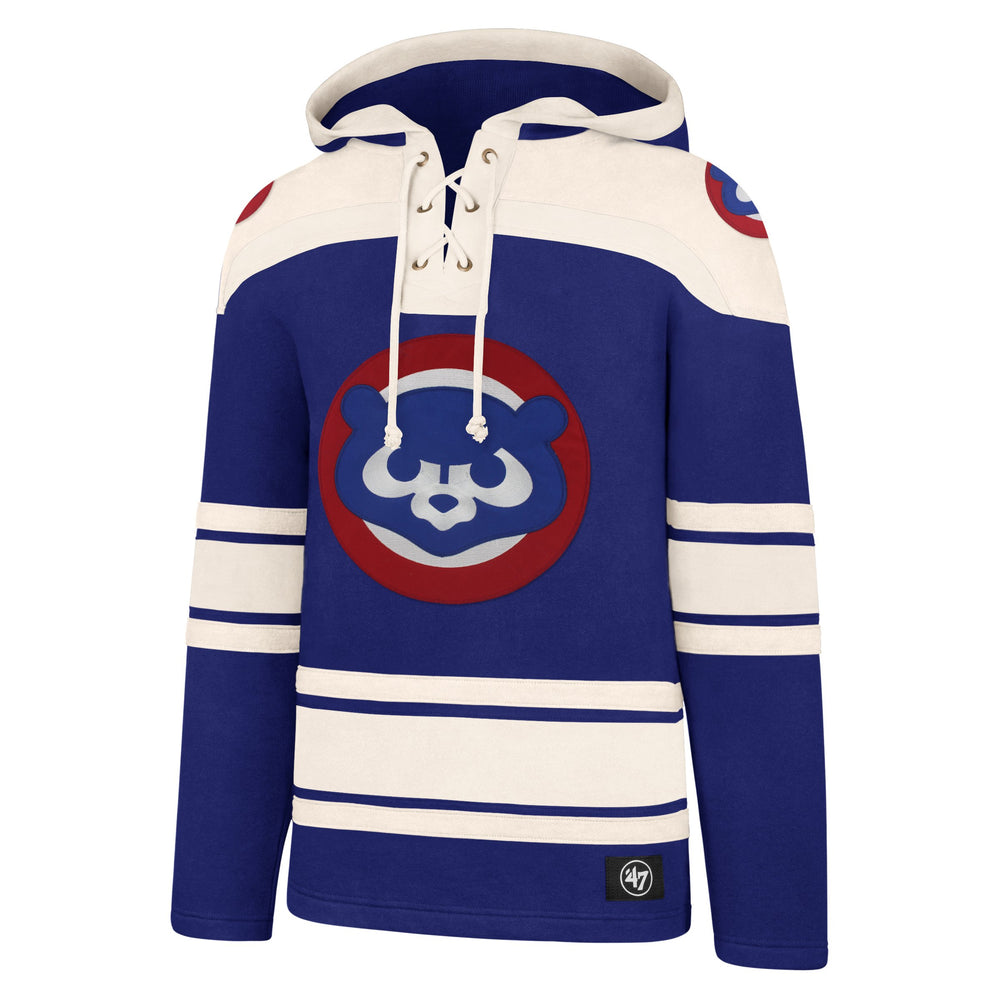 SUPERIOR '47 LACER 1984 CHICAGO CUBS HOODIE - Ivy Shop