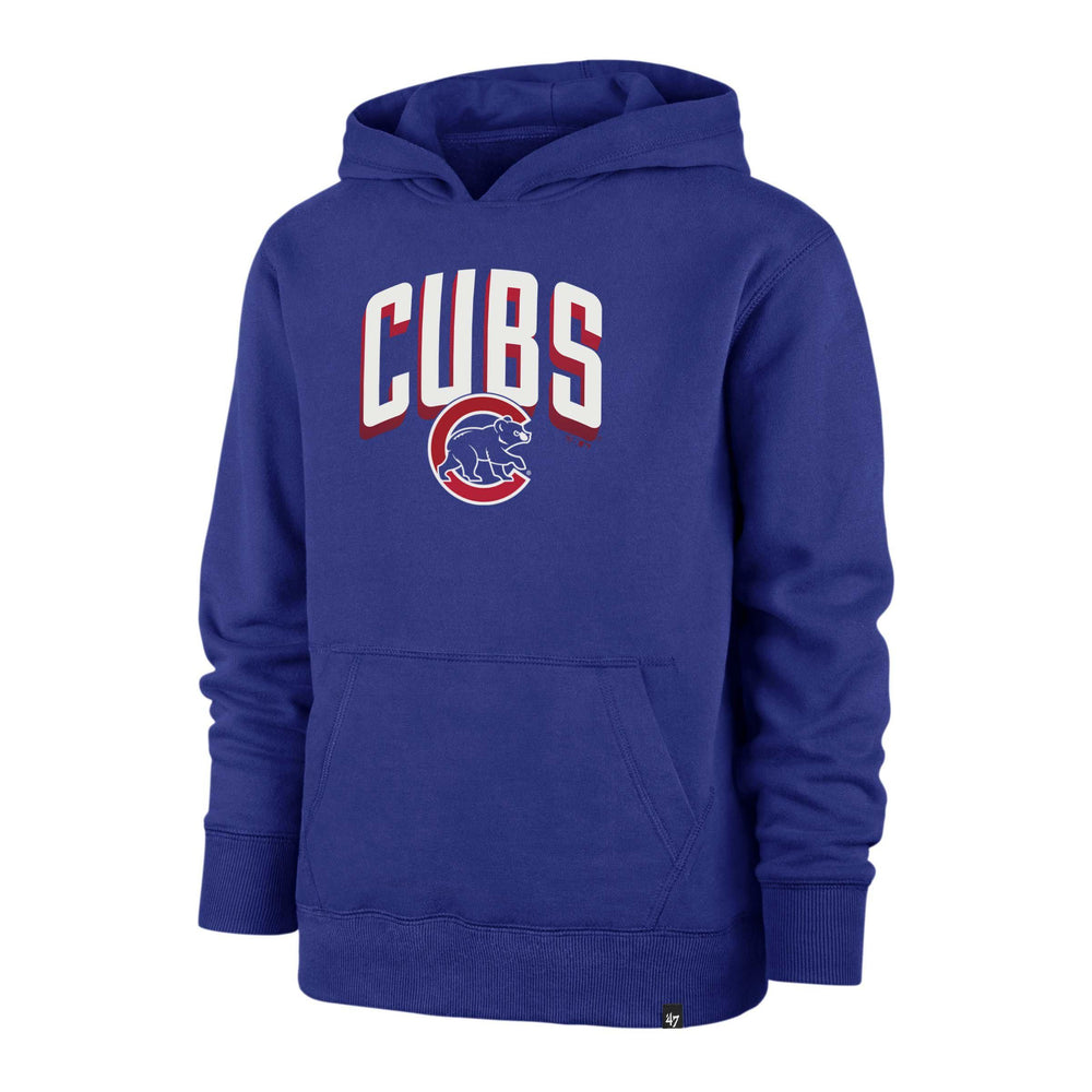 CHICAGO CUBS YOUTH POP FLY '47 SPORT HOOD