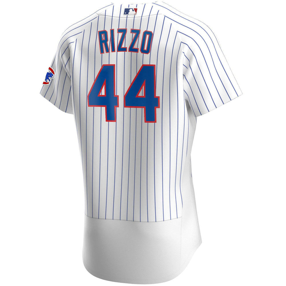 AUTHENTIC ANTHONY RIZZO CHICAGO CUBS HOME JERSEY