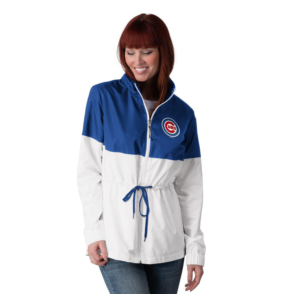 CHICAGO CUBS WOMEN'S ALL-STAR LIGHTWEIGHT JACKET