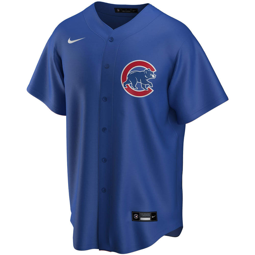 REPLICA CHICAGO CUBS JERSEY - ALTERNATE - Ivy Shop