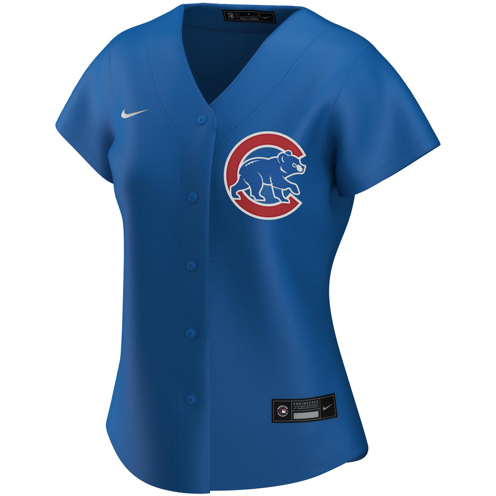 REPLICA WOMEN'S CHICAGO CUBS JERSEY - ALTERNATE - Ivy Shop