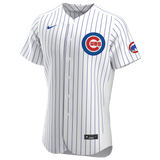 AUTHENTIC CHICAGO CUBS JAVIER BAEZ JERSEY - HOME - Ivy Shop
