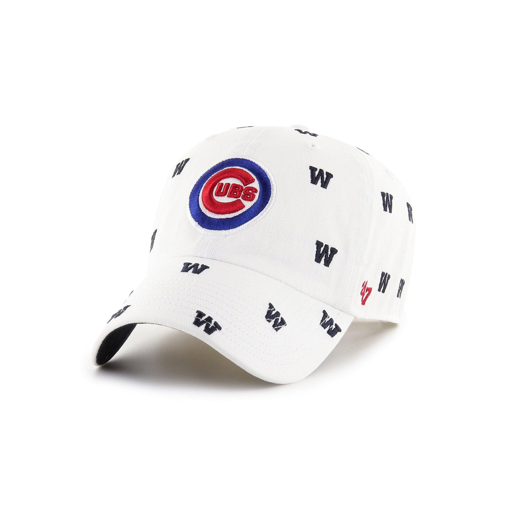 CHICAGO CUBS WOMEN'S W '47 CLEAN UP