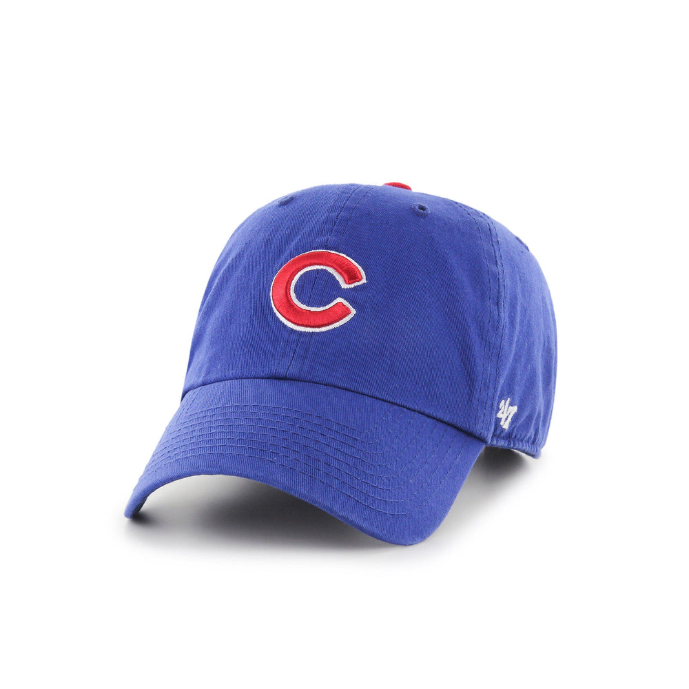 ROYAL '47 CLEAN UP CHICAGO CUBS ADJUSTABLE CAP