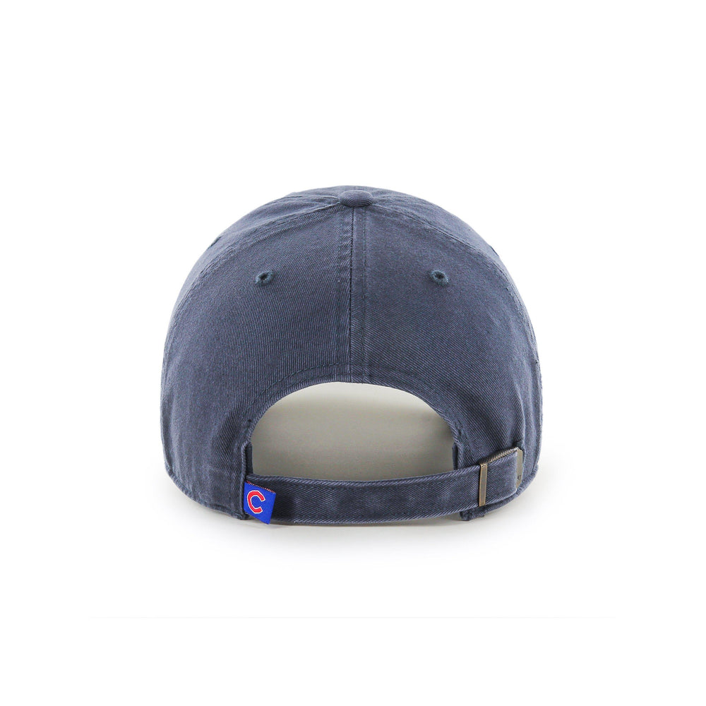 WASHED NAVY '47 CLEAN UP CHICAGO CUBS ADJUSTABLE CAP - Ivy Shop