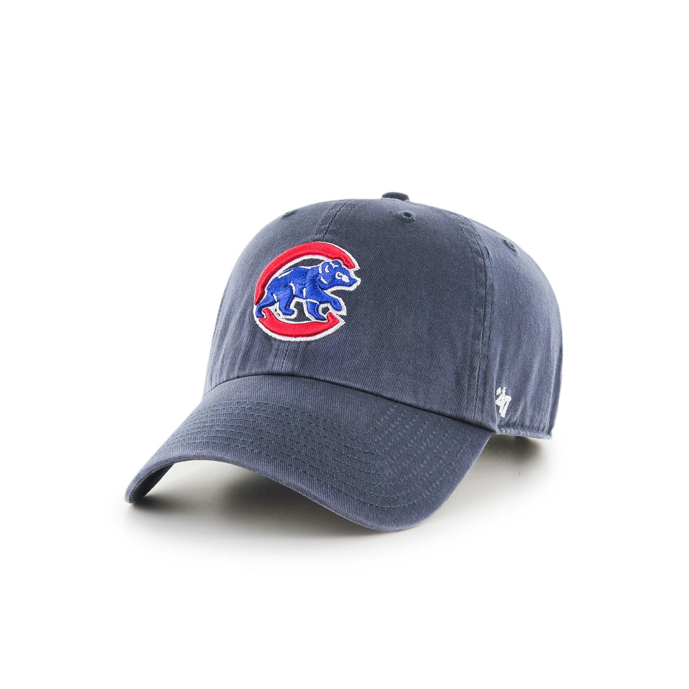 CHICAGO CUBS LOGO '47 CLEAN UP