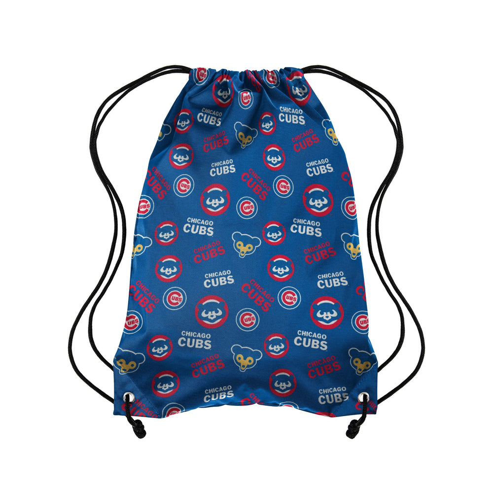 BULLSEYE CHICAGO CUBS DRAWSTRING BACKPACK