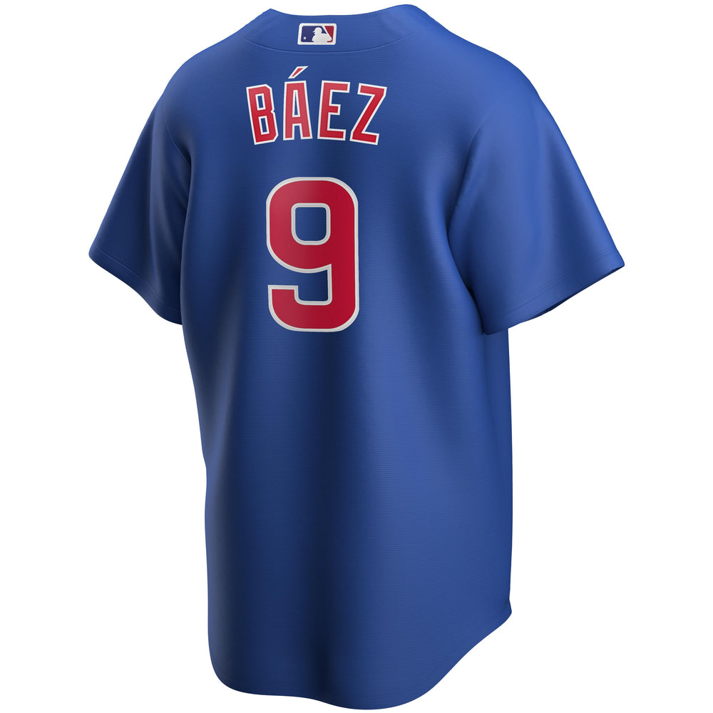 REPLICA JAVIER BAEZ CHICAGO CUBS ALTERNATE JERSEY