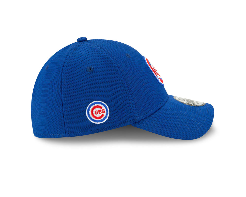2020 BATTNG PRACTICE 39THIRTY CHICAGO CUBS STRETCH CAP - Ivy Shop