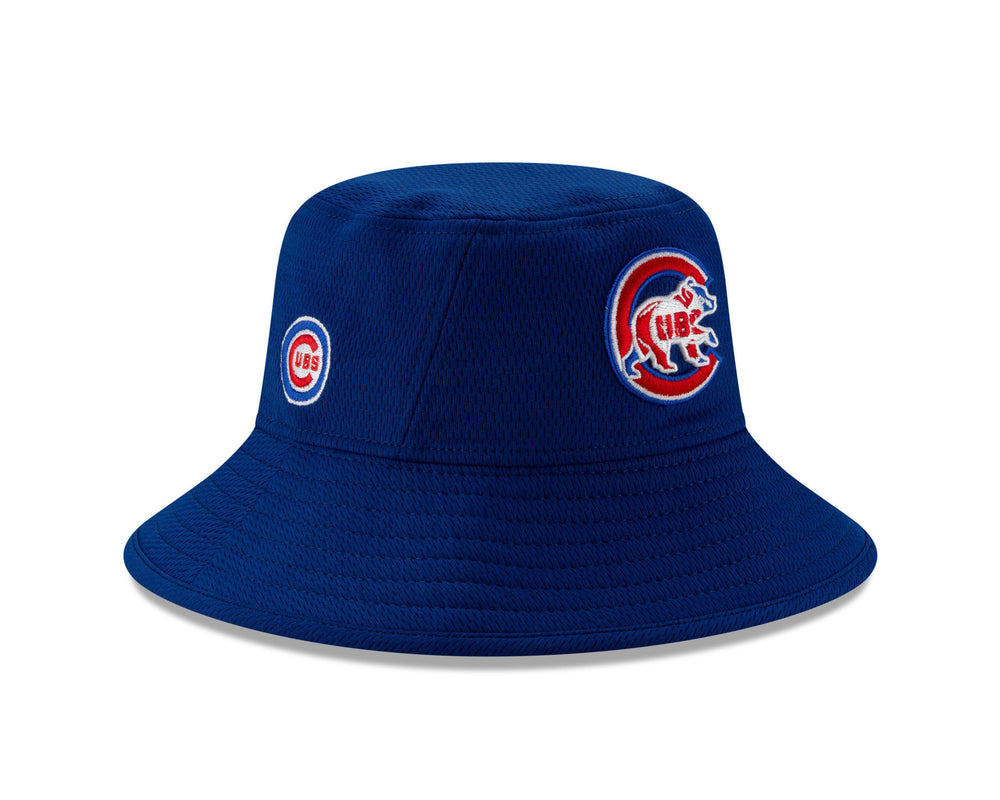 2020 BATTING PRACTICE CHICAGO CUBS BUCKET HAT - Ivy Shop