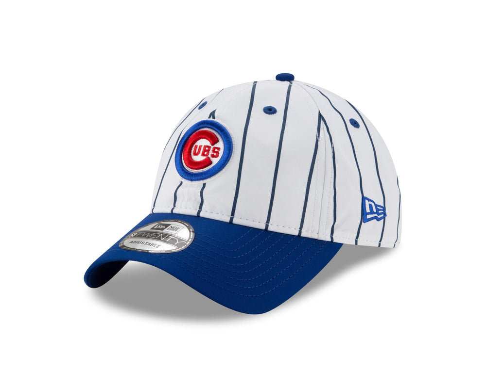 PINSTRIPE 9TWENTY CHICAGO CUBS ADJUSTABLE CAP - Ivy Shop