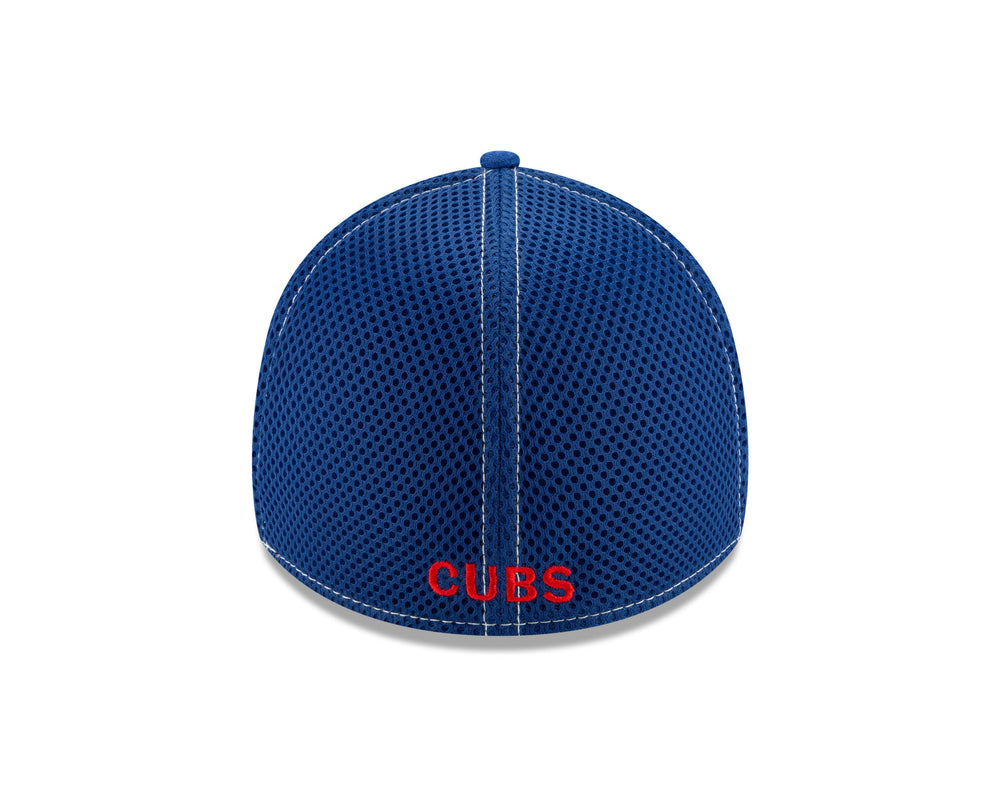 TEAM TURN NEO 39THIRTY CHICAGO CUBS STRETCH CAP - Ivy Shop