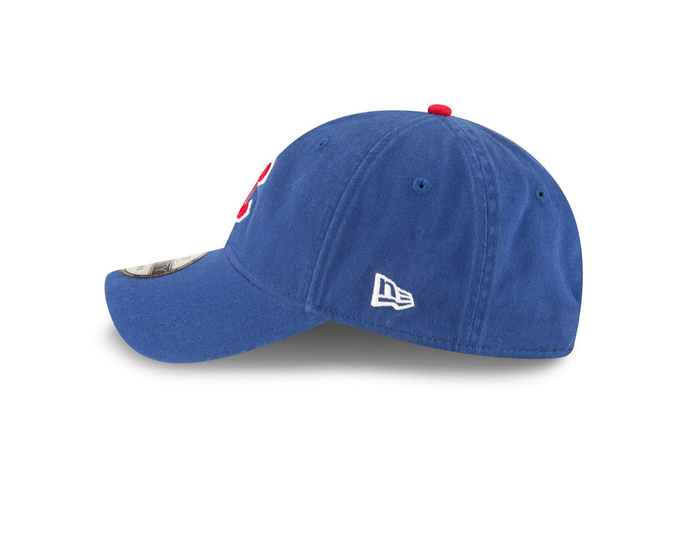 CLASSIC WASH 9TWENTY CHICAGO CUBS ADJUSTABLE CAP - Ivy Shop