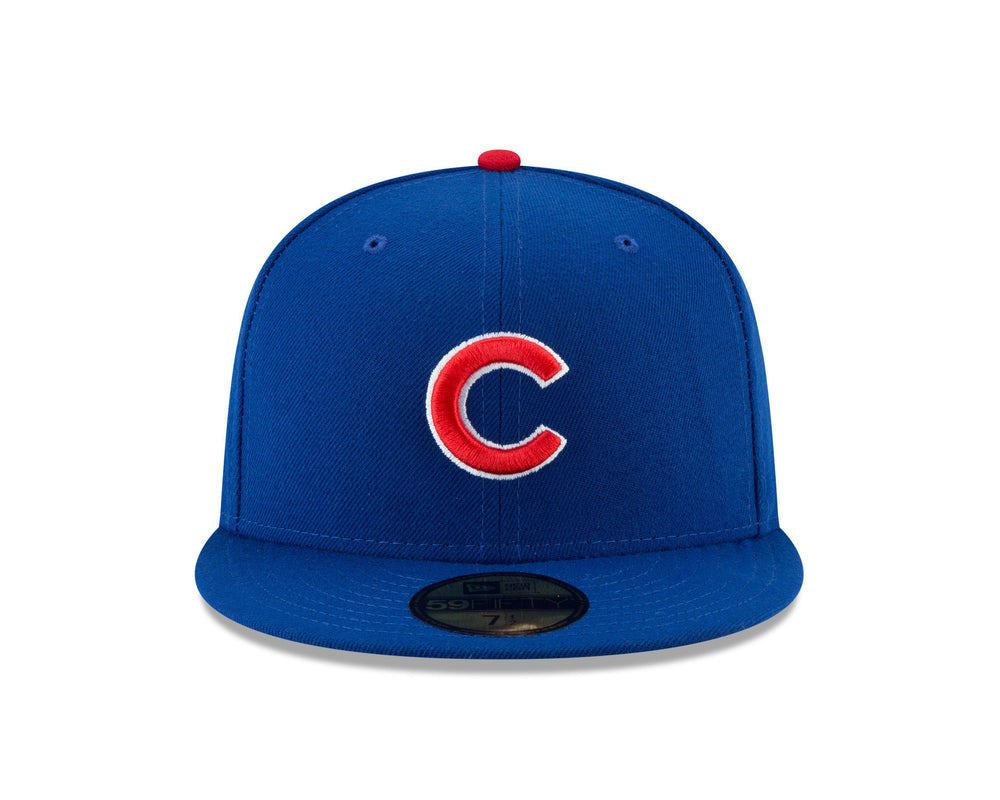 AUTHENTIC 59FIFTY CHICAGO CUBS FITTED CAP - Ivy Shop
