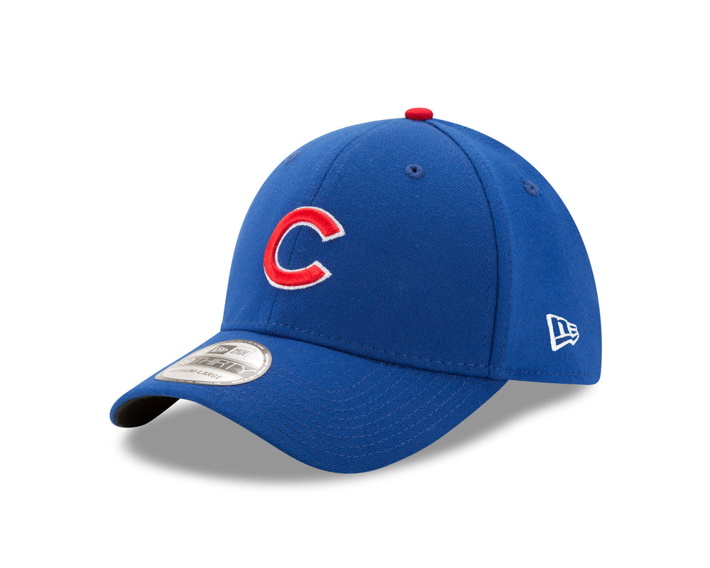 TEAM CLASSIC 39THIRTY CHICAGO CUBS STRETCH CAP - Ivy Shop