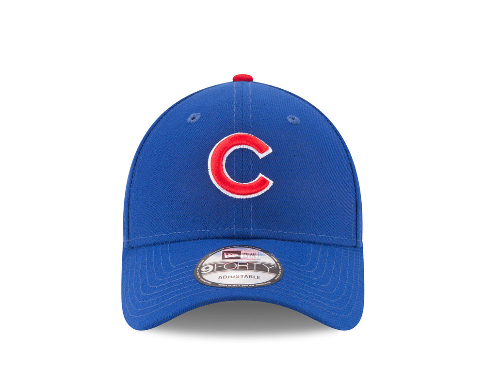 THE LEAGUE 9FORTY CHICAGO CUBS ADJUSTABLE CAP - Ivy Shop