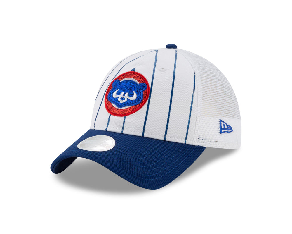 CHICAGO CUBS WOMEN'S 1984 9FORTY TRUCKER ADJUSTABLE CAP