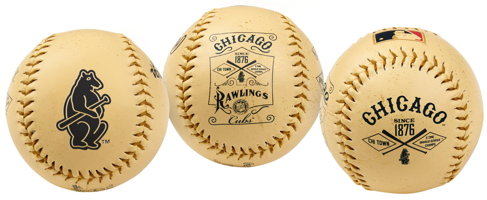 1914 VINTAGE CHICAGO CUBS BASEBALL - Ivy Shop