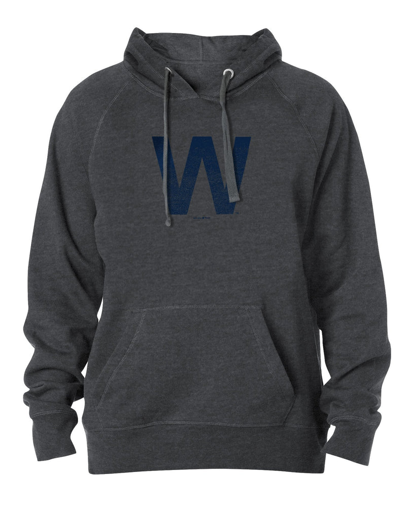 W CAPSULE COLLECTION CHARCOAL HERO HOODIE