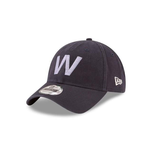 W CAPSULE COLLECTION NAVY 9TWENTY ADJUSTABLE CAP
