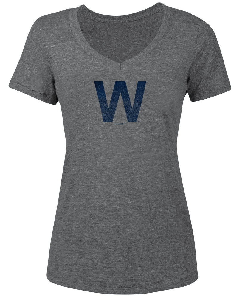 W CAPSULE COLLECTION WOMENS TRI-BLEND HERO TEE