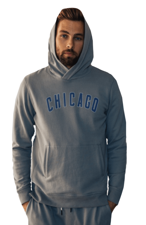 1905 DUNSTON CHICAGO CUBS HOODIE